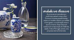 Azul & Branco   Casa & Decoração no Westwing Para lembrar!!!!!!!!!