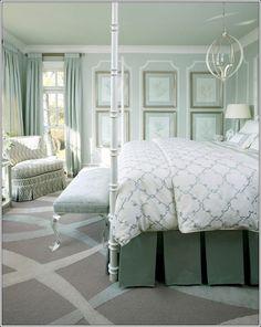 Ajouter un banc dans votre chambre à coucher ~ Décor de Maison / Décoration Chambre