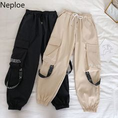 Hip Hop Streetwear Women Cargo Pants Hip Hop Streetwear Women Cargo Pants,Kleidung Material: COTTON Material: Polyester Material: Lycra Material: Spandex Length: Full Length Model Number: 90230 Pattern Type: Other Style: Hip Hop Pant Style:. Girls Fashion Clothes, Teen Fashion Outfits, Edgy Outfits, Swag Outfits, Retro Outfits, Emo Fashion, Gothic Fashion, Lolita Fashion, Girl Outfits
