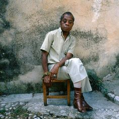 """I am what time, circumstance, history, have made of me, certainly, but I am also, much more than that. So are we all."" James Baldwin"