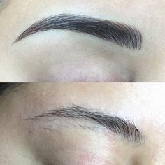 Amazing brows transformation microblading , microblading amazing procedure for b. Mircoblading Eyebrows, Threading Eyebrows, Eyeliner Tattoo, Eyebrow Tattoo, Eyebrow Design, Phi Brows, Eyebrow Embroidery, Permanent Eyeliner, Perfect Eyebrows