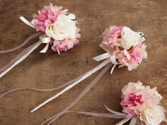 Beautiful Everlasting Flowergirl Fairy Wand