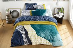 wardens reversible quilt cover