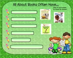 Nonfiction Text Features Introduction