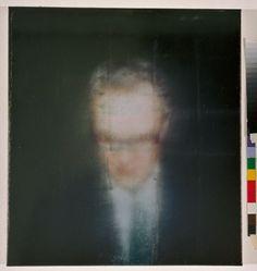 Gerhard Richter (b. Self-portrait, 1996 (Oil on canvas, 51 cm x 46 cm) Gerhard Richter, European Paintings, Modern Paintings, Painting People, Magritte, Pop Art, Oeuvre D'art, Installation Art, Figurative Art