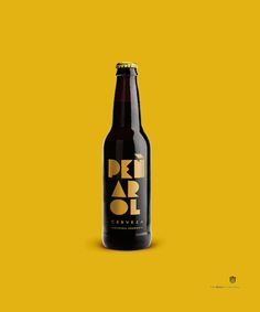 Beers Inspired By Famous Football Clubs With Beautiful Typographic Labels - DesignTAXI.com