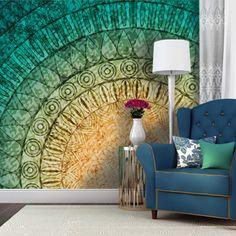 A-mural-mandala-wall-murals-and-photo-wallpapers-abstraction-photo-wallpapers-demural