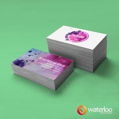 Business card - Tarjetas de presentación - Tarjeta de visita - Diseño - Design