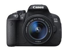 Canon EOS 700D Digital SLR Camera (EF-S 18-55 mm f/3.5-5.6 IS STM Lens, 18 MP, CMOS Sensor, 3 inch LCD) Canon http://www.amazon.co.uk/dp/B00BYOY9AS/ref=cm_sw_r_pi_dp_4DjXwb14ZE72F