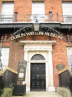Dublin Writers' Museum
