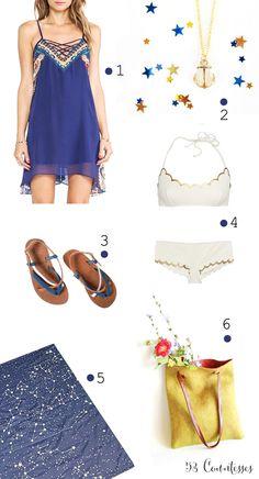 53 Countesses: Esenciales de verano / 1 ♥ Summer essentials / 1