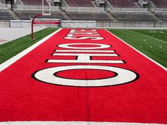 Ohio State Football Field, Columbus, Ohio
