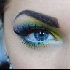 Make Brasil Verde Amarelo Azul