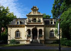 Sidonie Scharfe Haus - Standesamt Zehlendorf