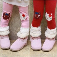 New Style Girls Winter Carton Leggings Baby Children's Skinny Long Trousers,High Quality leggings brand,China leggings pantyhose Suppliers, Cheap trousers skirt from Kids Fashion Clothing - Worldwide Wholesale  on Aliexpress.com Shoes For Leggings, Girls Leggings, Ugg Boots, Uggs, Kids Fashion, Trousers, Skinny, Winter, Baby