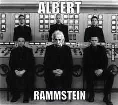 Albert Rammstein