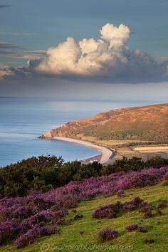 Graham McPherson Landscape Photography of Exmoor in Somerset