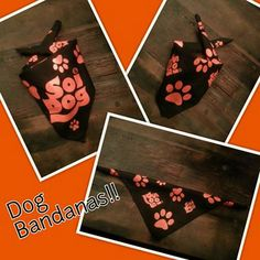 Soi Dog Bandana's... (To order please email : izzy@soidog-foundation.org) Would your dog like to be part of the cool kids on the block? Why not treat your pooch to a Soi Dog Bandana.  Available for shipping worldwide, 1 size fits all. For a donation of £6.00 - $10.00 - 7 euros + shipping costs. To view other Soi Dog merchandise please click link below : https://www.facebook.com/media/set/?set=a.251944938283705.1073741836.239459422865590&type=3