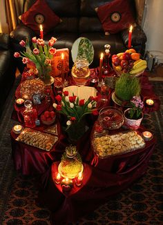 Happy Norooz, The Persian New Year - Photo by By Ayda Ab