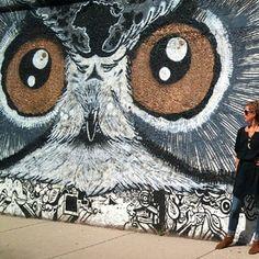 Fainting over this street artist