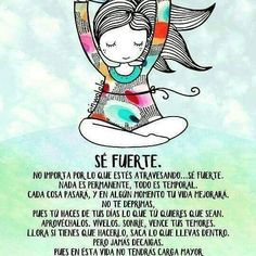 Positive Art, Positive Phrases, Positive Thoughts, Positive Vibes, Spiritual Messages, Spiritual Quotes, Spanish Quotes, Wise Words, Me Quotes