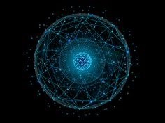 Data Planet by Kristian Paljasma Adventure Symbol, Travel Baby Showers, Planet Design, Futuristic Art, Ancient Mysteries, Animation Background, Work Inspiration, Motion Design, Planets