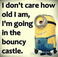 Cute....I always liked the bouncy thing