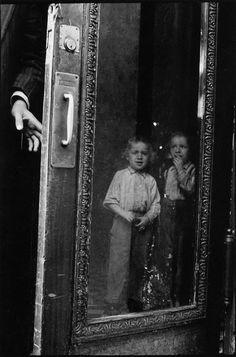 Leonard Freed Jewish Hassidic School Brooklyn, New York, 1954