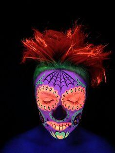 Glo Get seen this Halloween! - Bodypaint.me