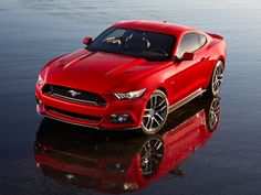 Ford Shelby Mustang GT500 2015 ganha primeira projeo  Ford