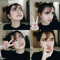 She so pretty😗😬 Cute Girl Face, Cute Girl Photo, Girl Photo Poses, Girl Photos, Ulzzang Girl Selca, Ulzzang Korean Girl, Cute Korean Girl, Portrait Photography Poses, Photography Poses Women