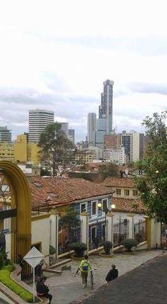 FOTOS: ¡Esto es Bogotá! Imágenes que hablan bien de la ciudad – Publimetro Colombia Travel, Fictional World, South America, Street View, Landscape, City, Places, Columbia, Travelling