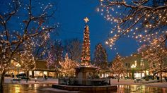 Christmas at the Plaza, Santa Fe, NM, December 13, 2013...gonna be there!
