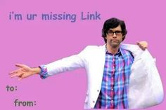 Rhett and Link... best geeky Valentine ever XD