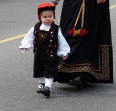 Little Boy in National Costume (bunad) from Østfold County - This images belongs to THE ESSENCE OF THE GOOD LIFE™ - https://www.facebook.com/pages/The-Essence-of-the-Good-Life/367136923392157