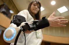 Brain-Controlled Robo-Suits Going into Production
