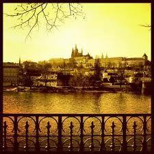 Panorama of Prague Castle