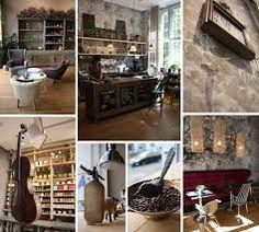 La Boheme cafe - Prague Coffee Cupcakes, Cupcake Shops, Mario, Salons, Abstract, Praha, Design, Furniture, Color
