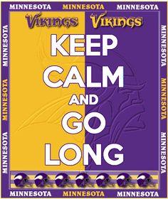 Keep Calm Minnesota Vikings  #minnesotavikings #football #keepcalm