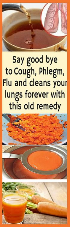 Simple Homemade Syrup Cures Cough And Removes Phlegm From The Lungs – Let's Tallk