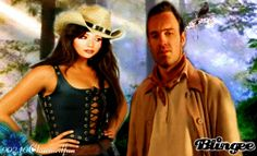 Prue & Cole in the Wild West