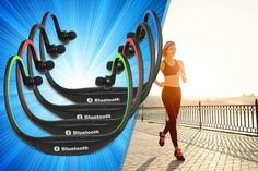 I just bought Bluetooth Sports Headphones (now £9.99) via @wowcher