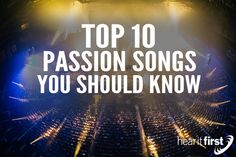 Since 1997, 22 live albums have been released from Passion conference events - and the newest one, Passion: Even So Come from Passion 2015 has recently released! The focus of these conferences is to