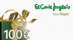 Tarjeta regalo El Corte Inglés 100€