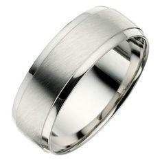Mans wedding ring