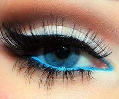 #blueeyes #beautiful #beauty #eyemakeup