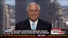 Approximately three months left until Christmas and the holiday shopping season, but the big retailers plans could give investors, analysts and even shoppers signs of the health of the American economy. Financial Analyst, Government Shutdown, Wealth Management, Media Center, Investors, Holiday, Christmas, Fire, Navidad