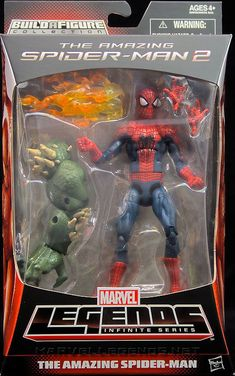 Marvel Legends Ultimate Green Goblin Series Movie Spider-Man