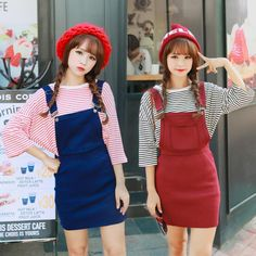 Cute students knitted braces skirt Cute Kawaii Harajuku Fashion Clothing & Accessories Website.  Sponsorship Review & Affiliate Program opening!