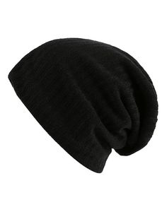 224a9d38dbb Mens Winter Basic Baggy Knit Hip-Pop Skull Caps Soft Warm Sports Slouchy  Beanie Hats